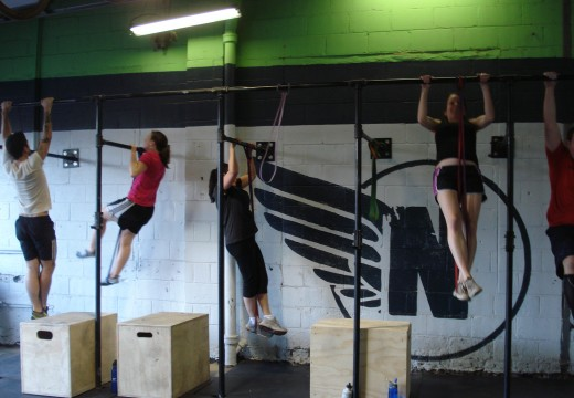 WOD 031412: Run 3 Rounds and then Run