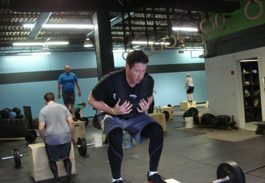 WOD 031512: Sectionals AMRAP