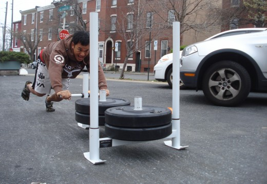 WOD 031812: Post St. Pat's Day Push Prowlers