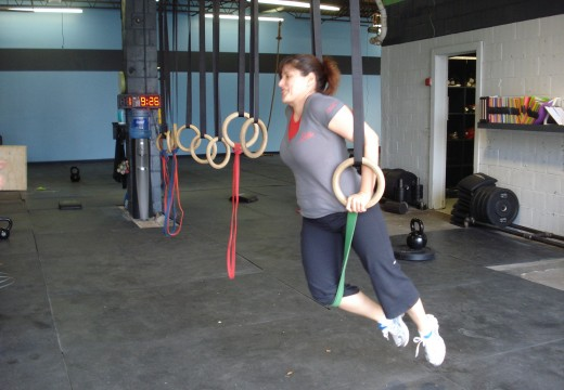 WOD 032412: Carry your Weights!