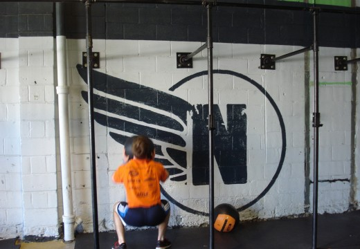 WOD 042912: 10 Rounds