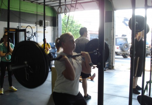 WOD 050112: Generating Power!