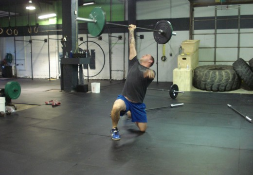 WOD 050312: Movements in 5s!