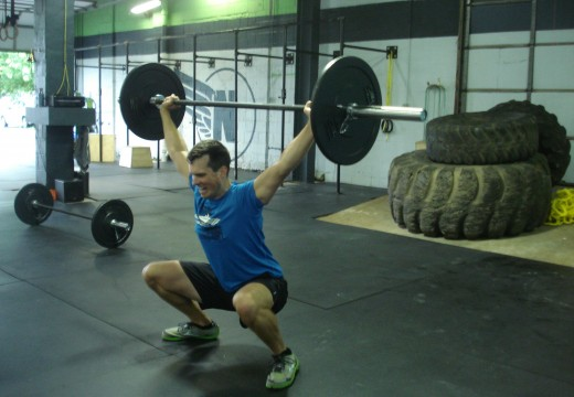 WOD 052212: Overhead Squats and More!