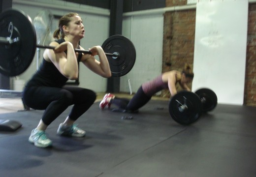 WOD 052312: Roll Outs…