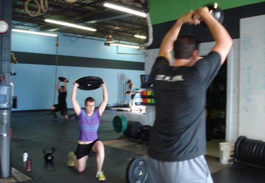WOD 061812: 5 Rounds