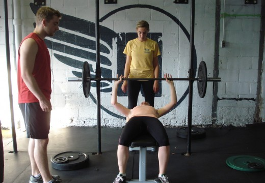 WOD 071612: What's Your Bench…