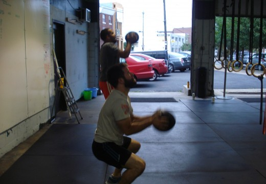 WOD 073012: Get your Slam on