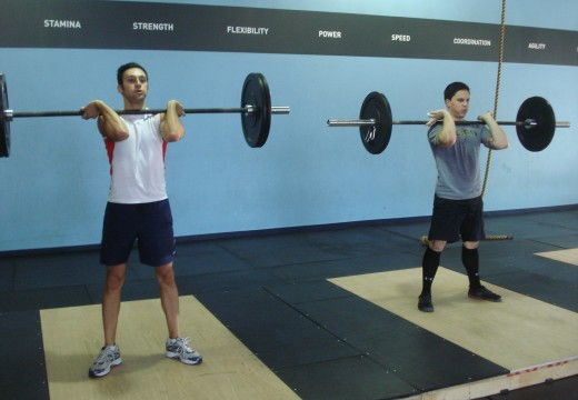 WOD 082912: Just 2 Rounds