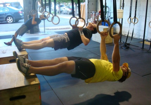 WOD 092012: Rock Your Body Right!