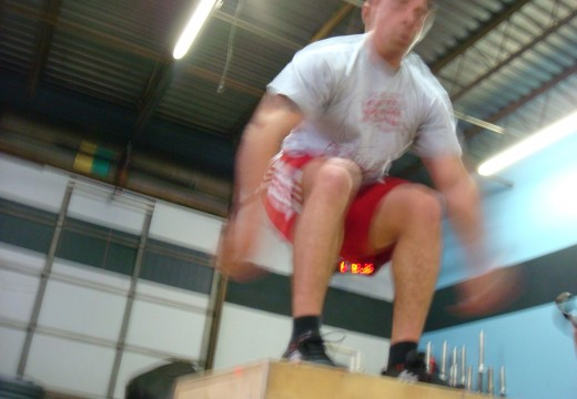 WOD 101212: 5 Rounds of Mental Toughness