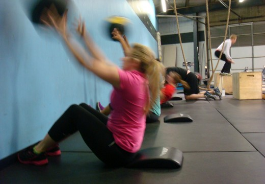 WOD 111512: It's Getting Hot In Here