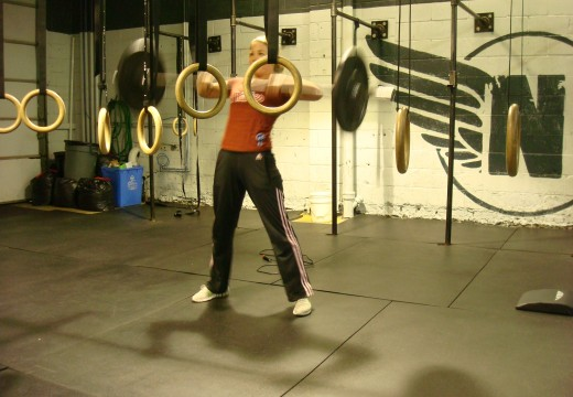 WOD 112912: 15 Minutes of Steady
