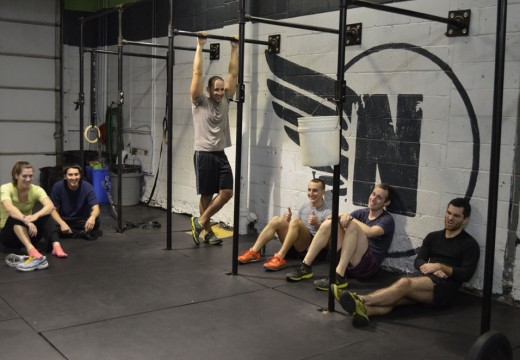 WOD 112612: And So It Begins…
