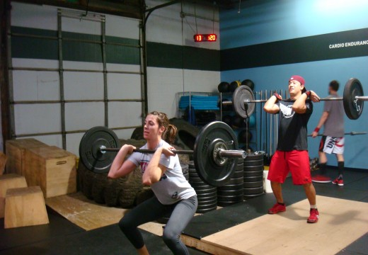 WOD 120912: Cleaning Up on Sundays
