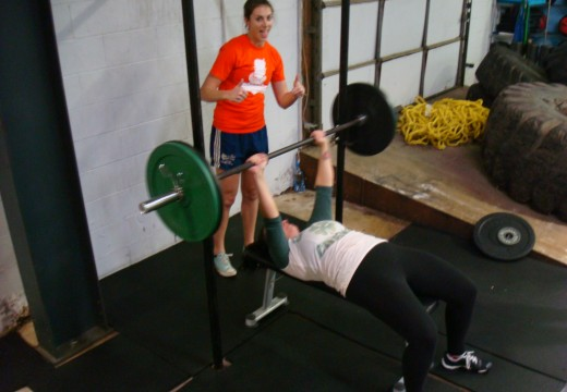 WOD 121712: Slow And Controlled But Go Hard