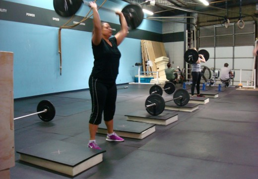 WOD 012413: 3 Rounds 1 Minute Each