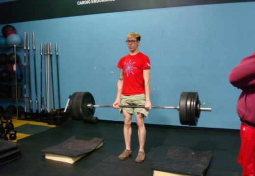 WOD 022413: Deadlifts and PRs