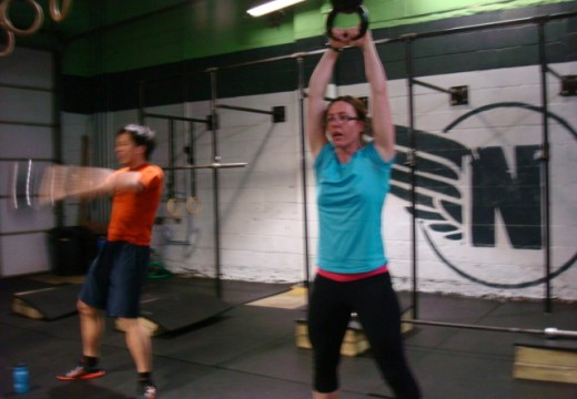 WOD 031813: The Snatch Is Like The Ocean