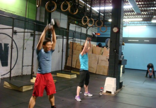 WOD022813: Hang on Tight!