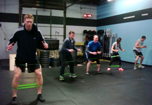 WOD 041213: 3 Rounds of Boomsauce!