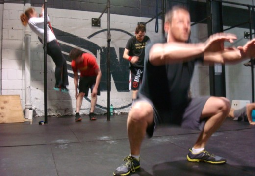 WOD 041513: Taxes Are Due and Cindy Was Done.
