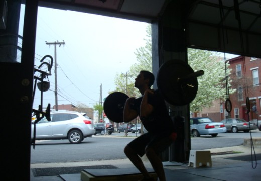 WOD 041713: Conditioning and Skillz