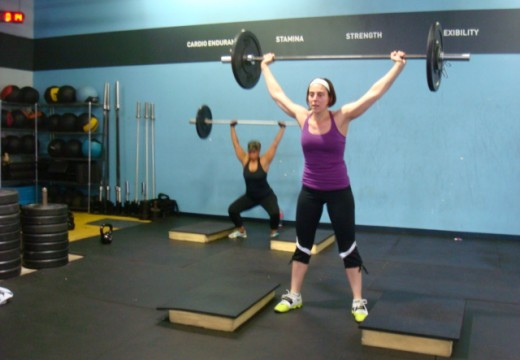 WOD050813: Reppin it out