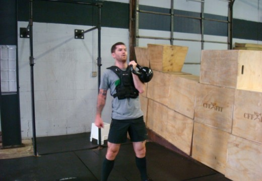 WOD 051613: Running is good for the soul