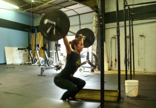 WOD 051913: Over and Under Annie
