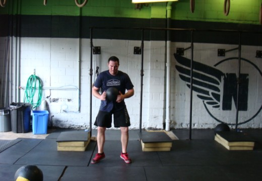 WOD 052213: 10 Rounds