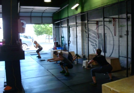 WOD 052613: Memorial Day Murph