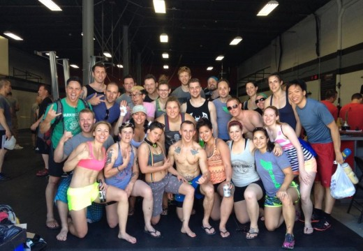 WOD 060113: SOUTH PHILLY RUMBLE!