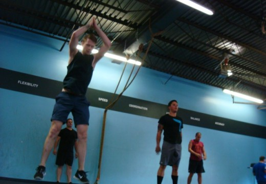 WOD 070813: Down and Dirty