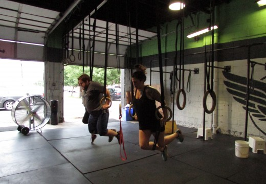 WOD 070913: Time Trial