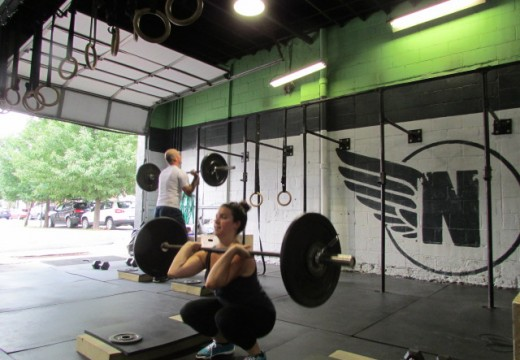 WOD 073113: All The Things