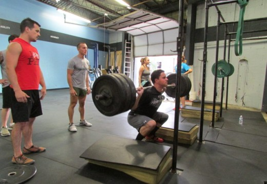 WOD 081913: 3 Minute Stations