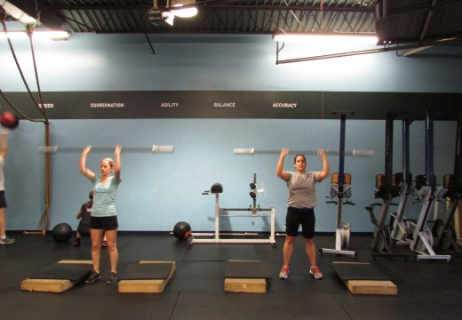 WOD 080913: Filthy Fifty