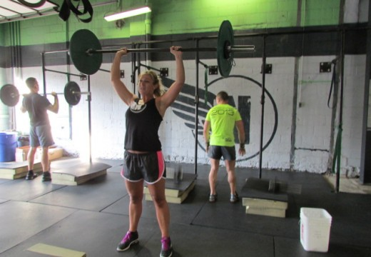 WOD 080213: EMOM Friday