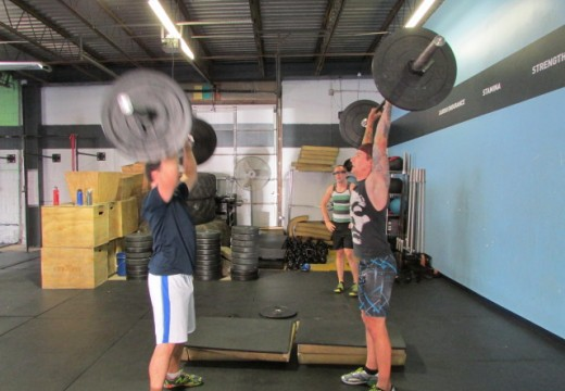 WOD 090713: Congrats Abby & Chris Guido