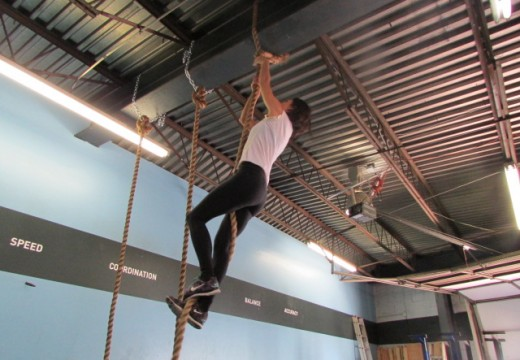 WOD 092513: Get your Muscle Up On!
