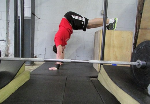 WOD 100213: Hang Power Snatches