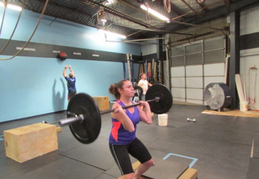 WOD 102513: You Came In Like A Wrecking Ball