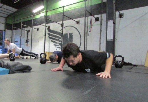 WOD 110513: Cindy To The Extreme
