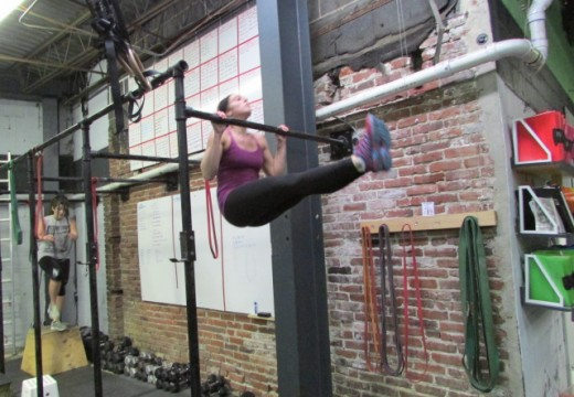 WOD 111113: Double the Pistols