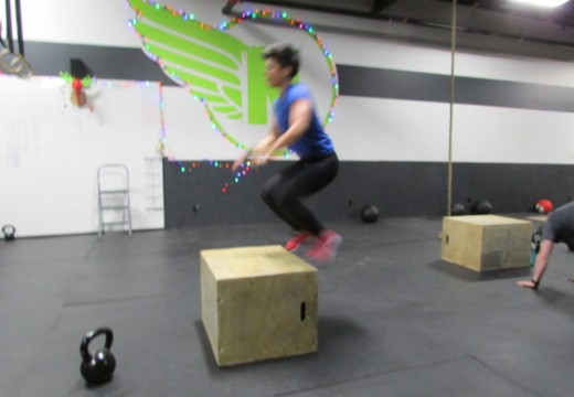 WOD 121613: Burpees For All!