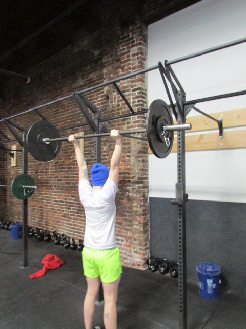 WOD 010514: Barbell Strong