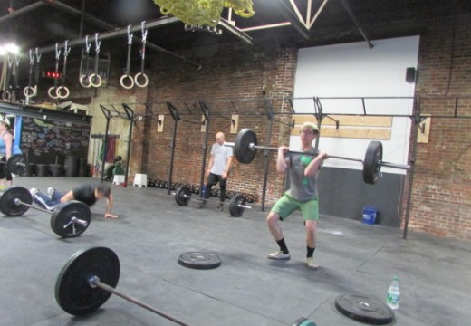 WOD 013014: Getting Stronger