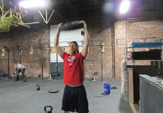 WOD 020614: Bench Press