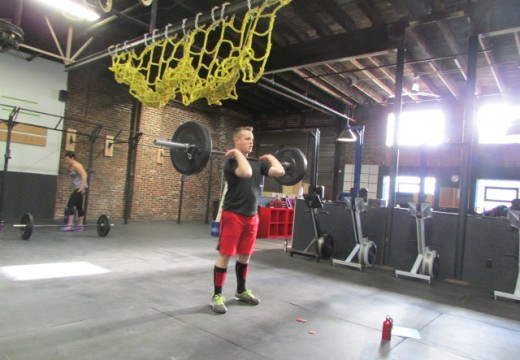 WOD 032714: Clear Eyes, Full Hearts, Fast Elbows…